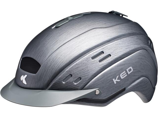 KED Cocon Helmet Grey